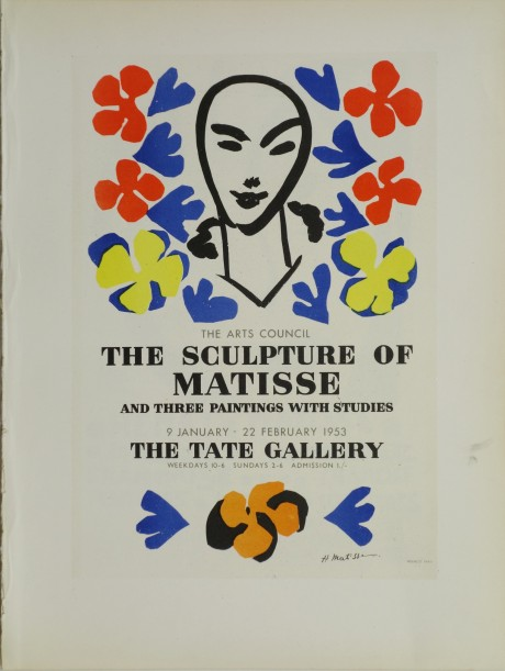 FRMAT2_the-sulptures-of-matisse_poster-museum