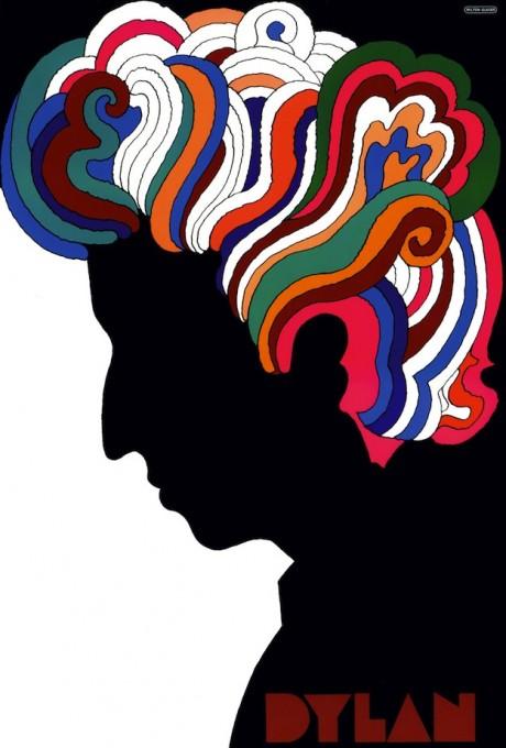 Milton Glaser_bobdylan.